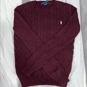 Women's Ralph Lauren Corkscrew Sweater